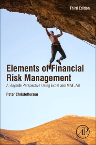 cover of Elements of Financial Risk Management - 3rd Edition