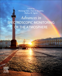 Cover image for Advances in Spectroscopic Monitoring of the Atmosphere