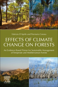 Effects of Climate Change on Forests - 1st Edition - ISBN: 9780128150245
