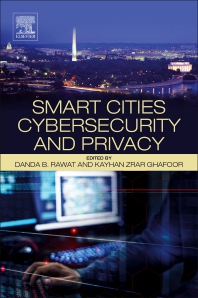 Cover image for Smart Cities Cybersecurity and Privacy