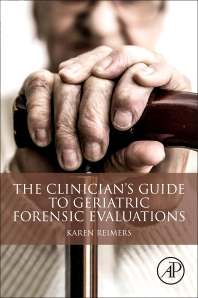 Cover image for The Clinician's Guide to Geriatric Forensic Evaluations
