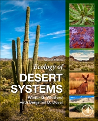 Cover image for Ecology of Desert Systems