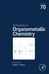 Advances in Organometallic Chemistry - 1st Edition - ISBN: 9780128150825, 9780128155103