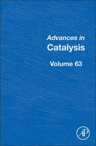 Advances in Catalysis - 1st Edition - ISBN: 9780128150870, 9780128155134