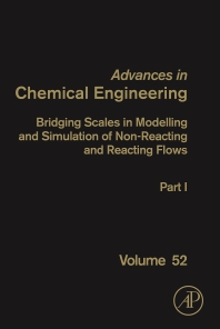 Cover image for Bridging Scales in Modelling and Simulation of Non-Reacting and Reacting Flows. Part I