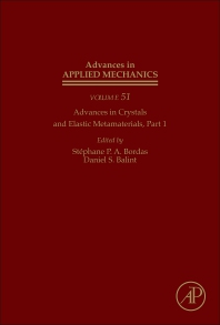 Advances in Crystals and Elastic Metamaterials, Part 1 - 1st Edition - ISBN: 9780128151006, 9780128162279