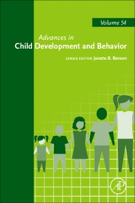Advances in Child Development and Behavior - 1st Edition - ISBN: 9780128151136