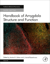 Cover image for Handbook of Amygdala Structure and Function