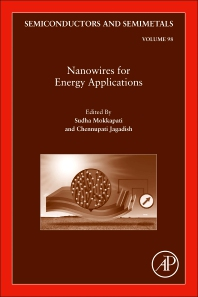 Cover image for Nanowires for Energy Applications