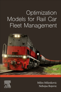 Cover image for Optimization Models for Rail Car Fleet Management