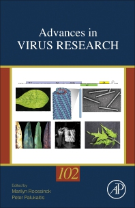 Cover image for Advances in Virus Research