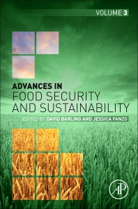 Advances in Food Security and Sustainability - 1st Edition - ISBN: 9780128151976, 9780128151983