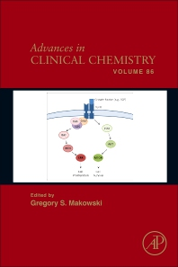 Advances in Clinical Chemistry - 1st Edition - ISBN: 9780128152041, 9780128154267
