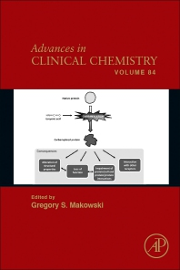 Advances in Clinical Chemistry - 1st Edition - ISBN: 9780128152065