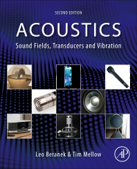 Cover image for Acoustics: Sound Fields, Transducers and Vibration