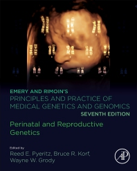 Cover image for Emery and Rimoin's Principles and Practice of Medical Genetics and Genomics