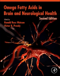 Cover image for Omega Fatty Acids in Brain and Neurological Health