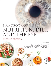 Cover image for Handbook of Nutrition, Diet, and the Eye