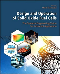 Cover image for Design and Operation of Solid Oxide Fuel Cells