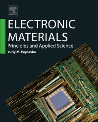 Cover image for Electronic Materials