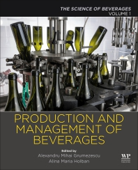 Cover image for Production and Management of Beverages