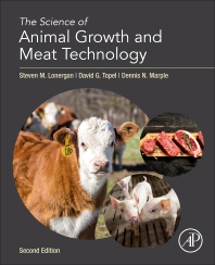 Cover image for The Science of Animal Growth and Meat Technology