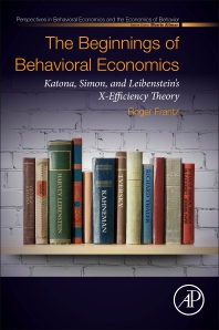 Cover image for The Beginnings of Behavioral Economics