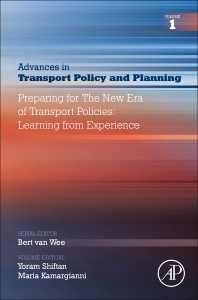 Preparing for the New Era of Transport Policies: Learning from Experience - 1st Edition - ISBN: 9780128152942, 9780128152959