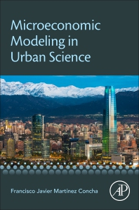Cover image for Microeconomic Modeling in Urban Science