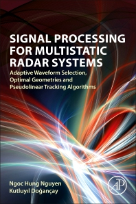 Cover image for Signal Processing for Multistatic Radar Systems