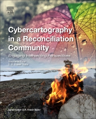 cover of Cybercartography in a Reconciliation Community, Volume 8 - 1st Edition