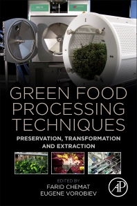 Cover image for Green Food Processing Techniques
