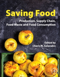 Cover image for Saving Food