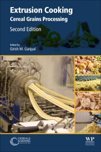 Cover image for Extrusion Cooking