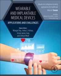 Cover image for Wearable and Implantable Medical Devices