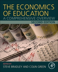 The Economics of Education - 2nd Edition - ISBN: 9780128153918