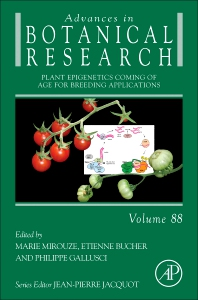 Cover image for Plant Epigenetics Coming of Age for Breeding Applications