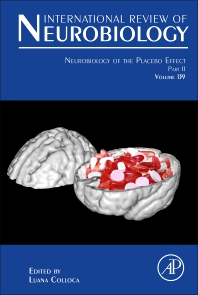 Neurobiology of the Placebo Effect Part II - 1st Edition - ISBN: 9780128154168