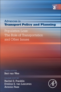 Cover image for Population Loss: The Role of Transportation and Other Issues