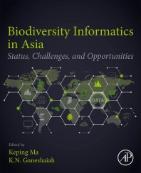 Cover image for Biodiversity Informatics in Asia