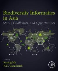 Biodiversity Informatics in Asia - 1st Edition - ISBN: 9780128154595