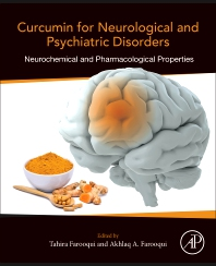 Cover image for Curcumin for Neurological and Psychiatric Disorders