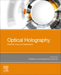 Cover image for Optical Holography
