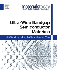 Cover image for Ultra-wide Bandgap Semiconductor Materials