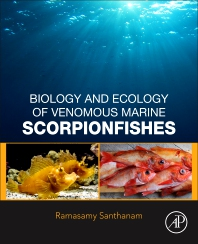 Cover image for Biology and Ecology of Venomous Marine Scorpionfishes