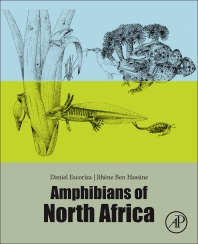 Cover image for Amphibians of North Africa