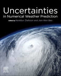 Cover image for Uncertainties in Numerical Weather Prediction
