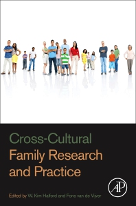 Cover image for Cross-Cultural Family Research and Practice
