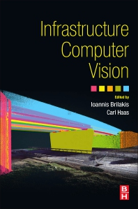 Cover image for Infrastructure Computer Vision
