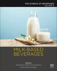 Cover image for Milk-Based Beverages